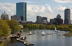 Retire to Boston, Massachusetts