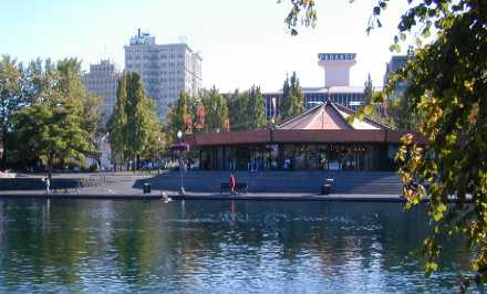 Retire to Spokane Washington