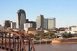 la-shreveport-skyline